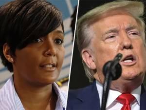 """Pour le maire d'Atlanta, Trump """"devrait arrêter de parler"""" car """"il ne fait qu'empirer les choses"""""""