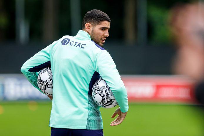 Maxi Romero werd al beschouwd als miskoop, maar de Argentijn zit vanavond bij de wedstrijdselectie van PSV.
