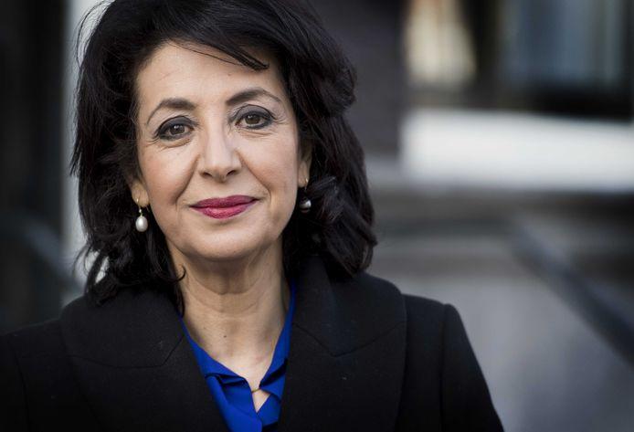 De PvdA wil Kamervoorzitter Khadija Arib opnieuw voordragen