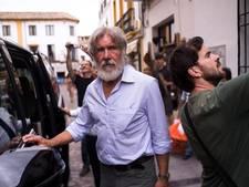 Harrison Ford 'afgeleid' tijdens verkeerde landing op vliegveld
