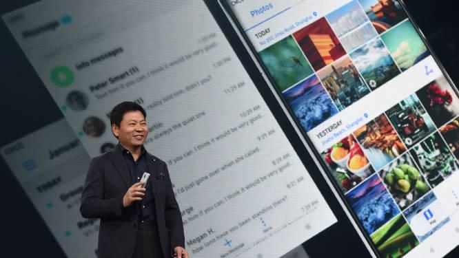 Huawei rukt stevig op in Europese smartphonemarkt