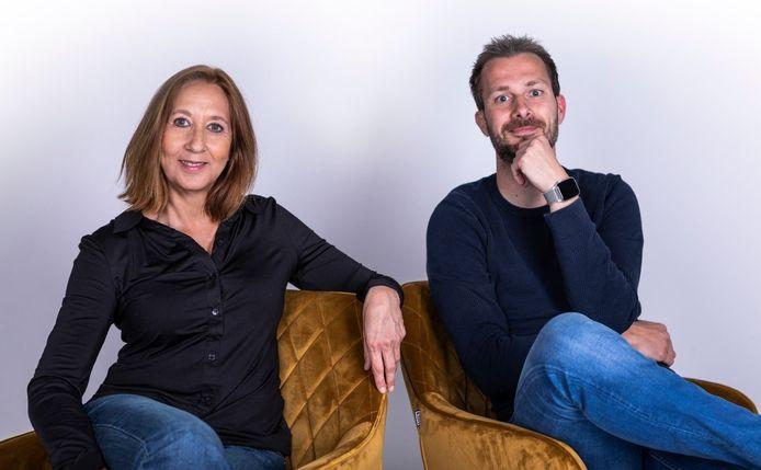 Gina Guldenaar en Albert de Boer richten na een verschil van inzicht met het lokale VVD-bestuur een nieuwe politieke partij op: Hattem Centraal.