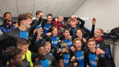 0-4! Brugse jonkies halen stevig uit tegen Paris Saint-Germain in Youth League