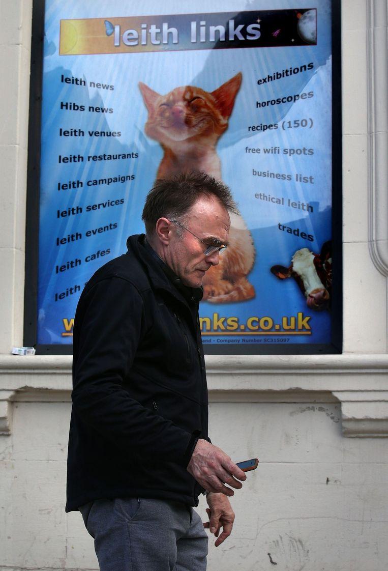 Regisseur Danny Boyle Beeld photo_news