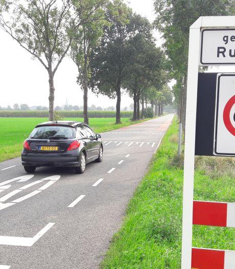 Nog steeds geen plan voor Lage Zegstraat tussen Zegge en Roosendaal