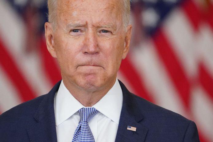 Pour David Criekemans, Joe Biden a commis une énorme erreur en actant le retrait total des troupes américaines en Afghanistan, laissant ainsi la voie libre aux talibans.