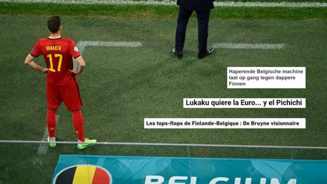 """Buitenlandse pers ziet België """"glorieuze citytrip maken"""", maar bemerkt ook pijnpunten: """"Ploegen die diepte zoeken kunnen hen pijn doen"""""""