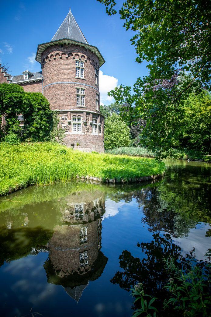 Het Prinsenhof in Hasselt.