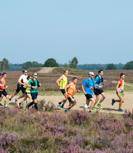 Vol deelnemersveld Veluwe Trailrun; organisatie roept op met trein naar Ermelo te komen
