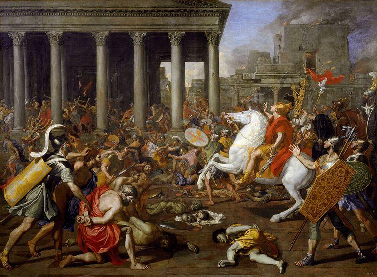 De eerste geschreven bronnen over hongerstakingen dateren uit de klassieke oudheid. Beeld Corbis via Getty Images