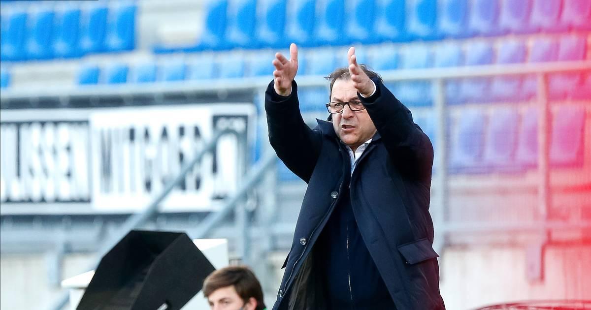 Willem II-trainer Petrovic: 'Ik ben net B100 van Bassie & Adriaan: ik heb altijd pech' - BD.nl