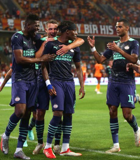 PSV loot maandag al mogelijke tegenstander in play-offs Champions League