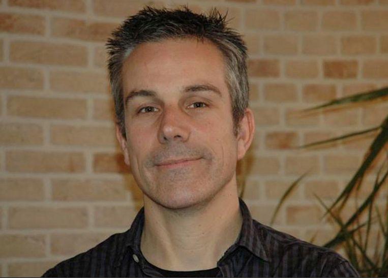 Een van de afvallers: Peter Vindevogel.