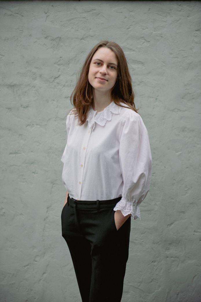 Auteur Suzanne Voets