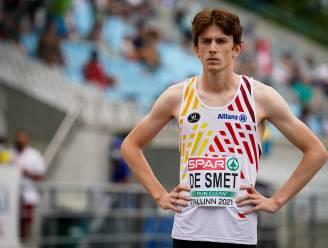 """Tibo De Smet debuteert op 1500m: """"Heel benieuwd wat ik kan op die afstand"""""""