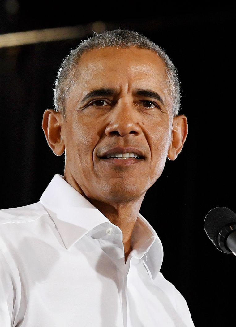 Het aangekondigde verjaardagsfeest van Barack Obama stuit op kritiek. Beeld Getty Images