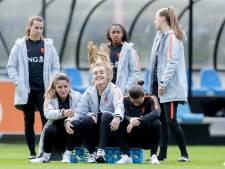 Plots komt de helft van de Oranje Leeuwinnen uit de eigen Eredivisie