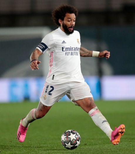 Marcelo na werk op stembureau toch beschikbaar voor Real Madrid