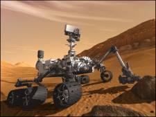 Nouvelle ère d'exploration de Mars avec Curiosity