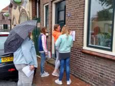 De  stormramp in Borculo 'revisited' met  schooltheaterproject