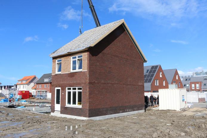 Huis bouwen in een dag, binnenkort ook in Oudenbosch