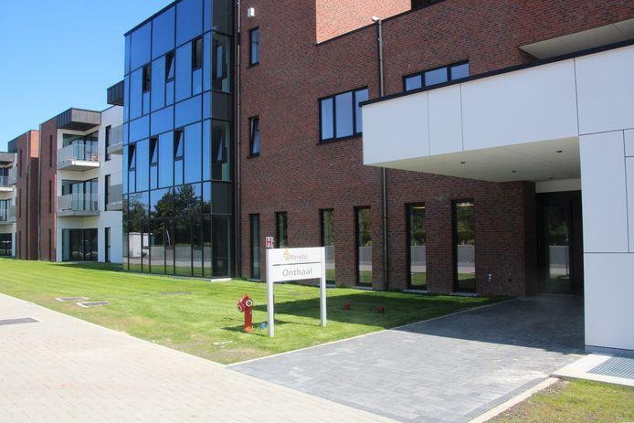 Woonzorgcentrum Meredal.