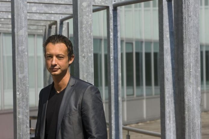 Arjan Verhoeven. foto Kees Martens