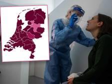 IJsselland: lichte stijging aantal besmettingen, minder boetes overtreden regels uitgedeeld