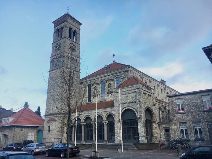 De Steentjeskerk in Eindhoven.