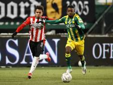 ADO's Shaquille Pinas wordt international van Suriname