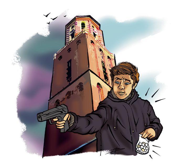 Jeugdcriminaliteit in Zwolle neemt zwaardere vormen aan en het percentage jonge drugshandelaren groeit.