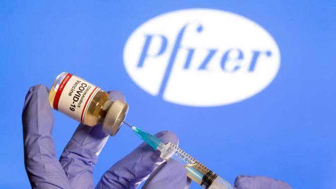 La troisième dose du vaccin Pfizer/BioNTech contre le Covid-19 efficace à 95,6%