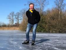 Schaatsliefhebbers in alle soorten en maten vermaken zich op het ijs in Goirle en Oisterwijk