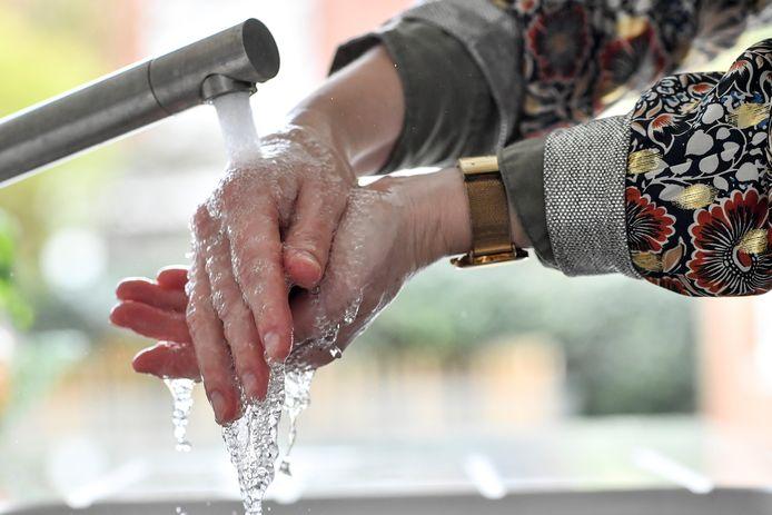 Handen wassen is extra belangrijk nu.