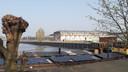 De grote hal van Backer en Rueb in het Havenkwartier in Breda, waar proeflokaal Brack de komende jaren onderdak vindt.