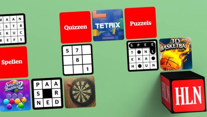 Neem het op tegen andere HLN-lezers: hoe snel kan jij onze puzzels oplossen?