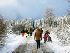 Il sera interdit de se rendre dans les Fagnes ce 1er janvier et durant tout le week-end