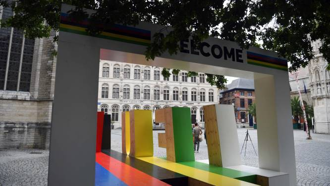 KU Leuven creëert WK-fanzone aan Alma 3