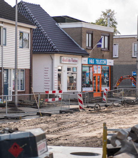 Heropening Nieuwstraat in Almelo duurt helaas niet lang