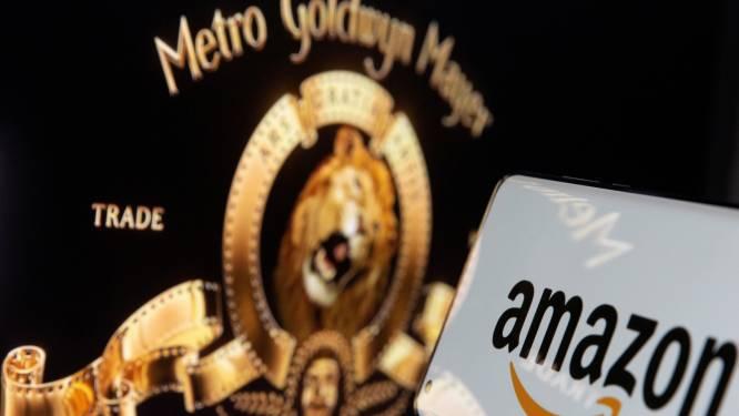 Amazon koopt filmstudio MGM voor 8,45 miljard dollar