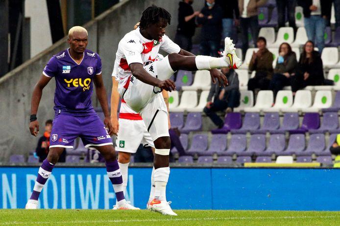 Leonardo Da Silva Lopes verving Hannes Van der Bruggen vandaag.