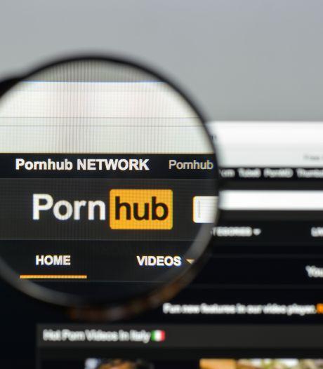 Pornhub verwijdert 80 procent van alle video's vanwege misbruik