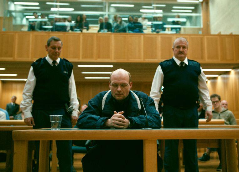 Mark Kraan speelt Ernest L. in grote favoriet De veroordeling.  Beeld Bert-Nijman / September Film Distribution