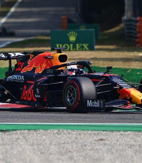 Hamilton en Bottas ook in slottraining sneller dan Verstappen, nieuwe klapper voor Sainz