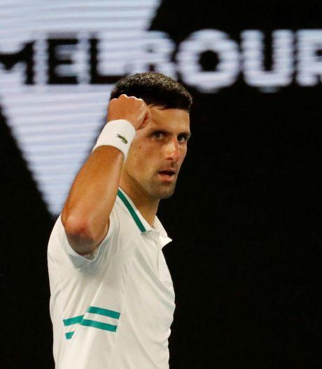 Djokovic doute de sa participation à l'Open d'Australie et reste flou sur sa vaccination