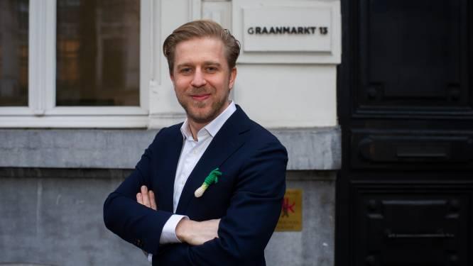"""Seppe Nobels van Graanmarkt 13 sleept groene Michelinster in de wacht: """"97% van onze ingrediënten komt uit de buurt"""""""
