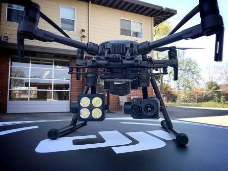 Met een drone verkeersonderzoek doen? De provincie deed het voor het eerst in Winterswijk