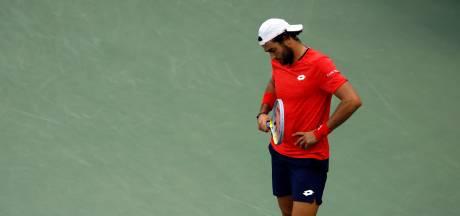 Matteo Berrettini quitte Paris et dit adieu au Masters