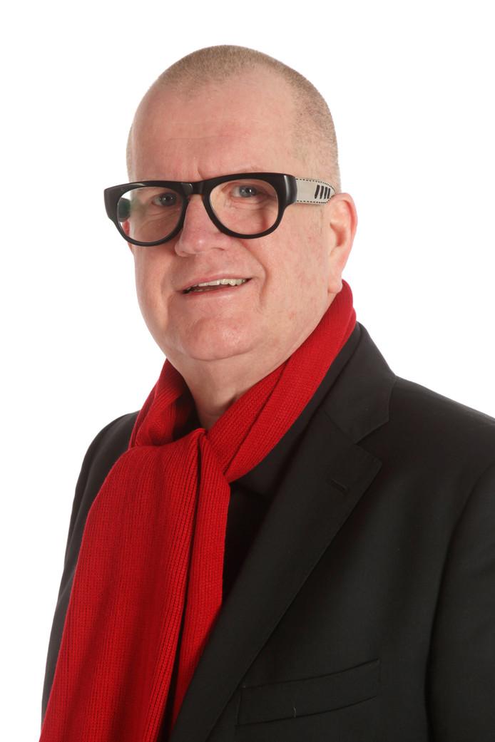 Theo Maas, wethouder gemeente Someren.