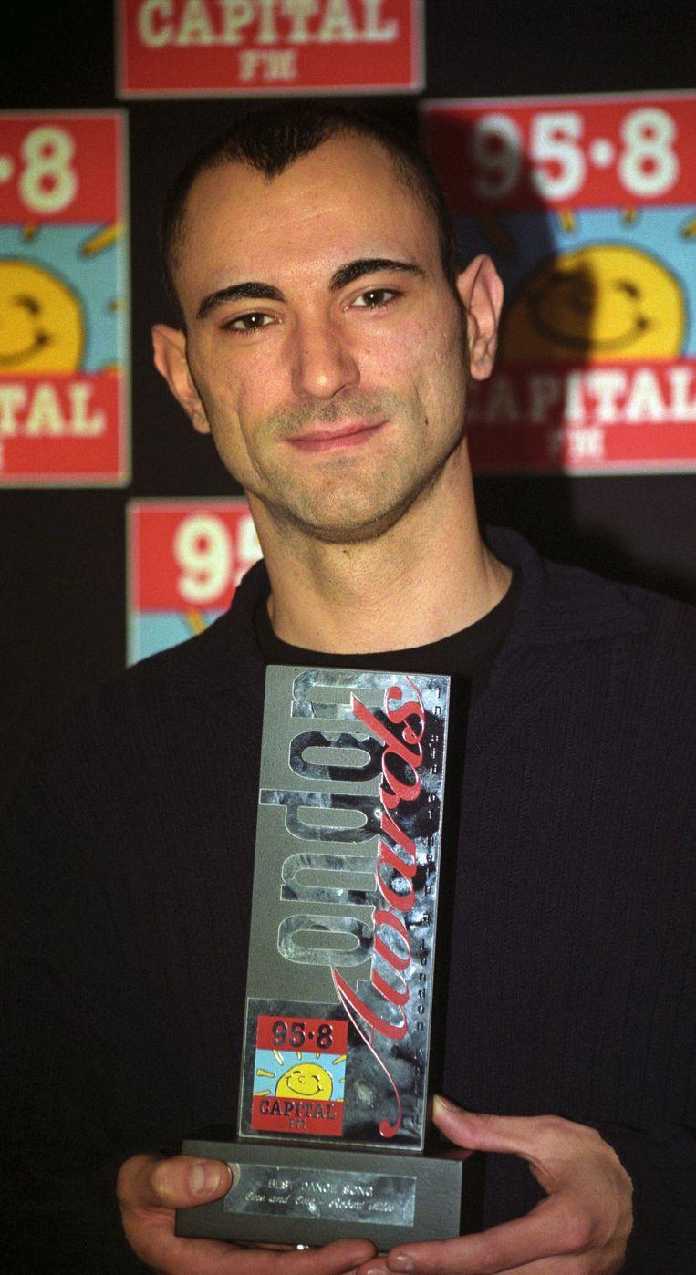 Robert Miles in 1997.